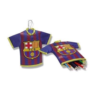 Estuche portatodo Barcelona F.C