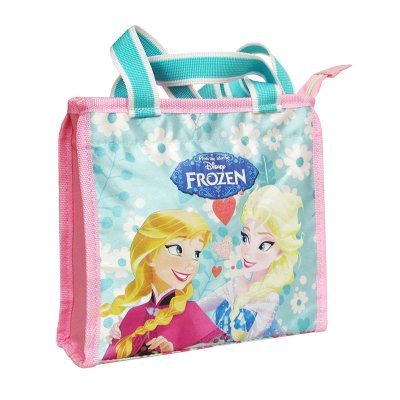 Wholesaler of Bolso portameriendas con asas Frozen Disney