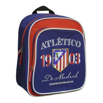 Mochila 30cm Atlético de Madrid 1903 Siempre Rojiblancos