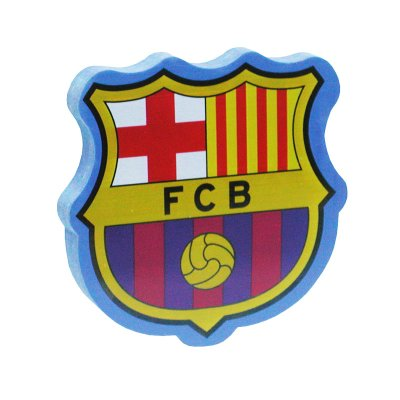 Wholesaler of Goma de borrar grande FC Barcelona
