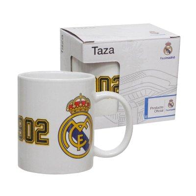Taza cerámica 300ml Real Madrid 1902