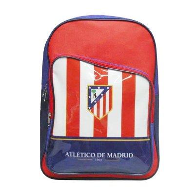 Mochila grande con bolsillo frontal 42cm Atlético de Madrid