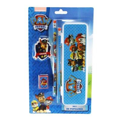 Wholesaler of Set de papelería 5 piezas Paw Patrol (La Patrulla Canina) azul