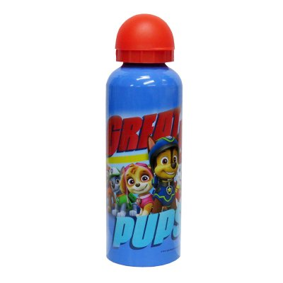 Botella aluminio 500ml Paw Patrol Great Job Pups! (La Patrulla Canina)