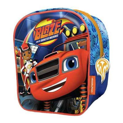 Mochila 24cm Blaze and the Monster Machines