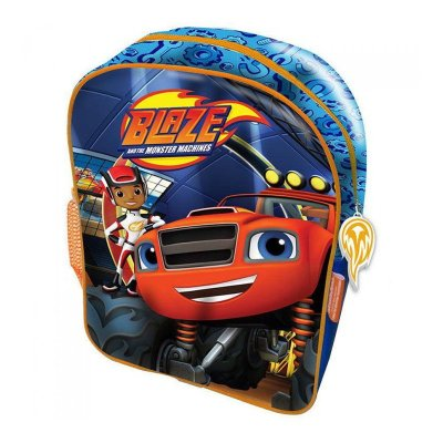 Mochila 30cm Blaze and the Monster Machines