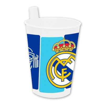 Wholesaler of Real Madrid C.F. 200ml tumbler with lid and straw