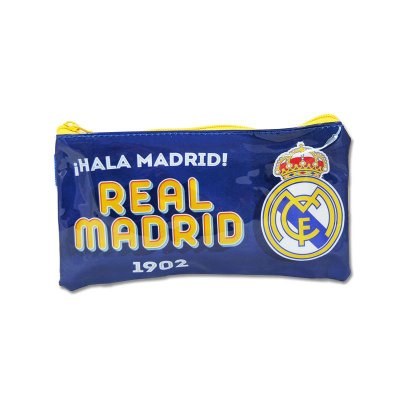 Distribuidor mayorista de Estuche Real Madrid plano 21x12cm, ¡Hala Madrid! 1902