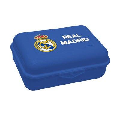 Wholesaler of Fiambrera rectangular Real Madrid