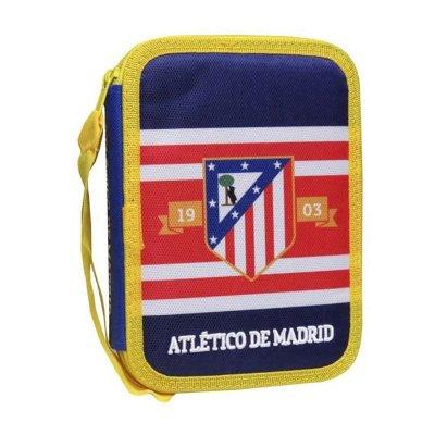 Wholesaler of Plumier doble Atlético de Madrid escudo 1903
