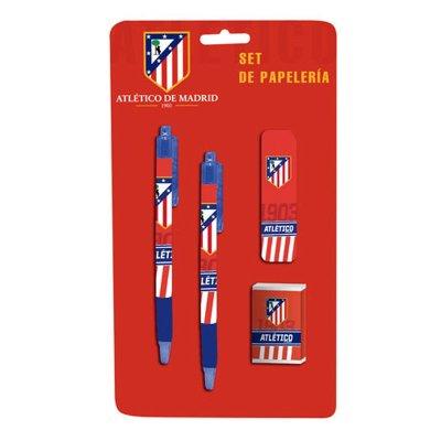 Wholesaler of Set de escritura 4 piezas Atlético de Madrid