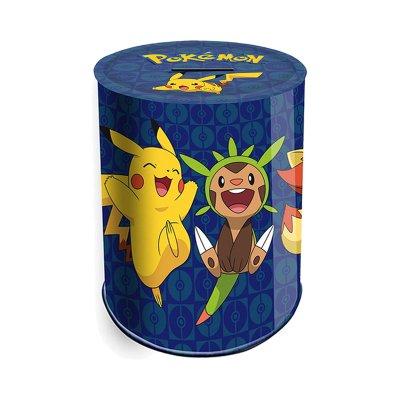 """Hucha cubilete metal Pokemon 10cm 4"""""""