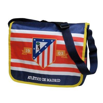 Bandolera messenger con solapa Atlético de Madrid 1903