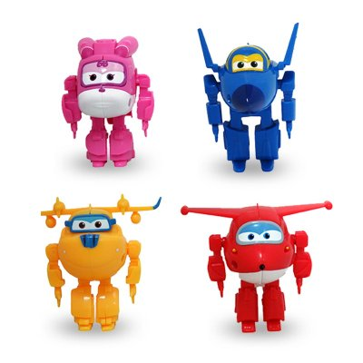 Mini figuras Super Wings surtido 4 personajes