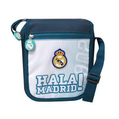 Bandolera con solapa Real Madrid 19cm
