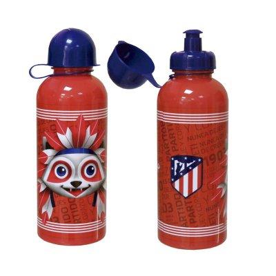 Botella plástico 600ml F.C. Atlético de Madrid