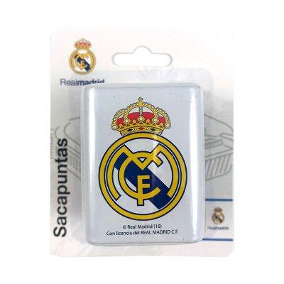 Sacapuntas metálico Real Madrid