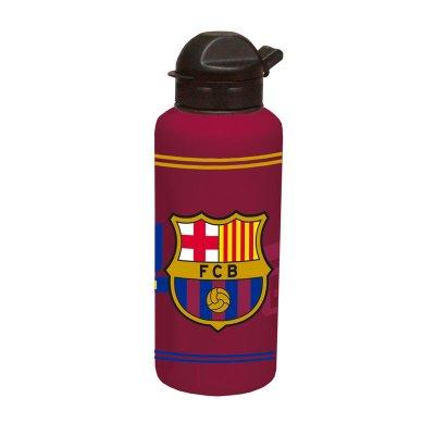 Botella aluminio 400ml FC Barcelona