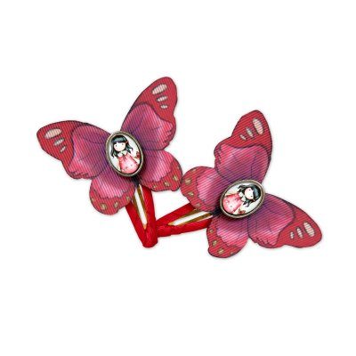 Wholesaler of Set 2 ranitas con mariposas Gorjuss Santoro Time to Fly