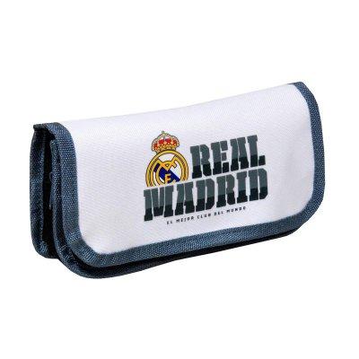 Estuche portatodo Real Madrid C.F