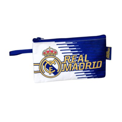 Wholesaler of Estuche portatodo plano FC Real Madrid