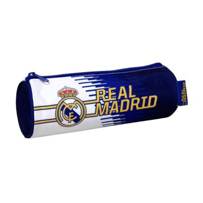 Wholesaler of Estuche cilíndrico FC Real Madrid 22cm