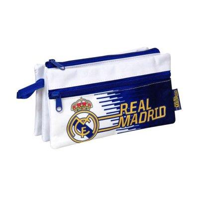 Wholesaler of Estuche portatodo triple FC Real Madrid