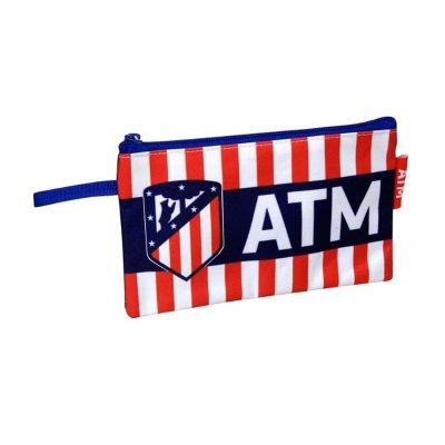 Estuche portatodo plano FC Atlético de Madrid ATM