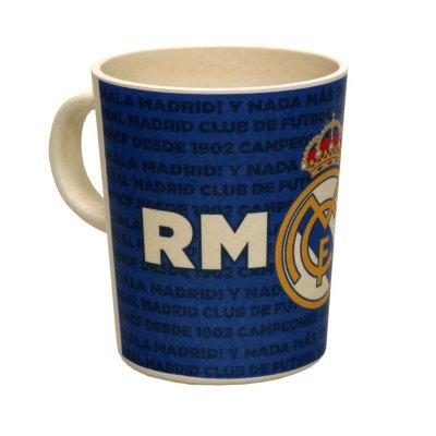 Taza bamboo 330 ml Real Madrid C.F