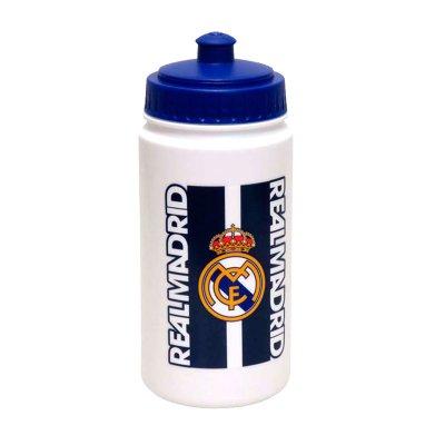 Botella sport plástico 500ml Real Madrid