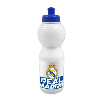 Botella sport plástico 500ml Real Madrid FC