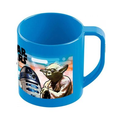 Taza plástico Star Wars 350ml