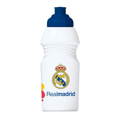 Botella sport plástico 380ml Real Madrid