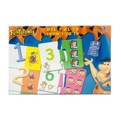 Wholesaler of Juego del 1 al 10 The Flintstones