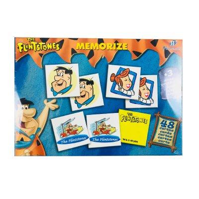 Juego de memoria 48 cartas The Flintstones