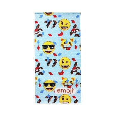 Toalla microfibra Emoji