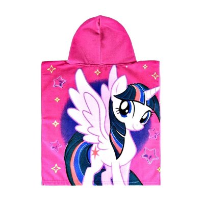 Wholesaler of Poncho toalla con capucha microfibra My Little Pony