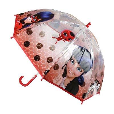 Paraguas burbuja Prodigiosa Ladybug 45cm