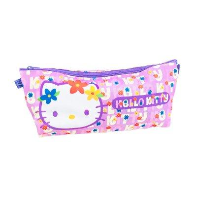 Estuche portatodo Hello Kitty - morado