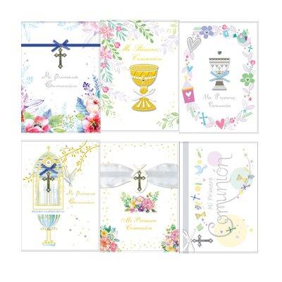 Wholesaler of Expositor tarjetas felicitación con sobre Mi primera comunión