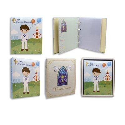 Wholesaler of Álbum 20 fotos Primera Comunión Marinero - chico