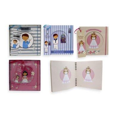 Wholesaler of Cuaderno c/marcapáginas Mi Primera Comunión