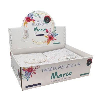 Wholesaler of Expositor tarjetas c/marco fotos Primera Comunión
