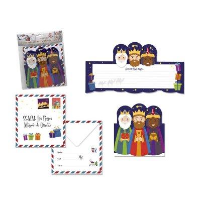 Carta c/sobre Reyes Magos