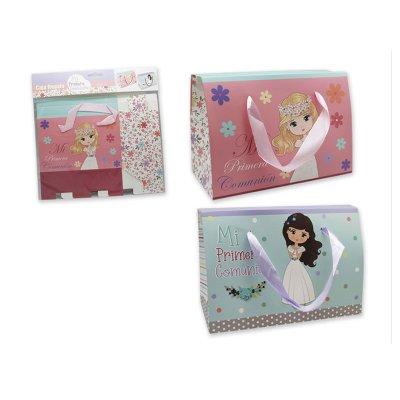 Wholesaler of Set caja de regalo 20cm Primera Comunión - chica