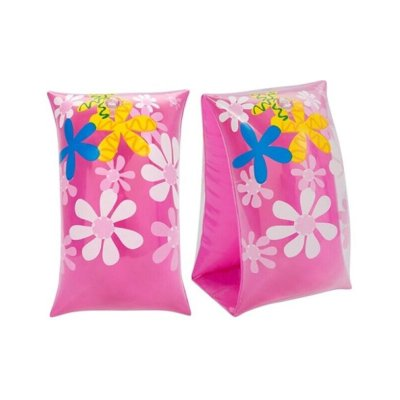 Manguitos hinchables flores