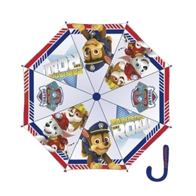"Wholesaler of Paraguas transparente manual Paw Patrol Is On a Roll 46cm 18"" - modelo 2"