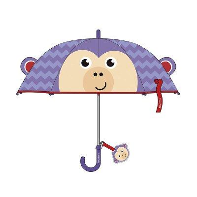Paraguas manual Mono Fisher-Price 38cm