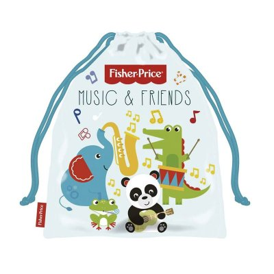 Wholesaler of Saco pequeño Music & Friends Fisher Price