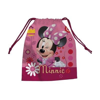 Saco pequeño Minnie Mouse 25cm
